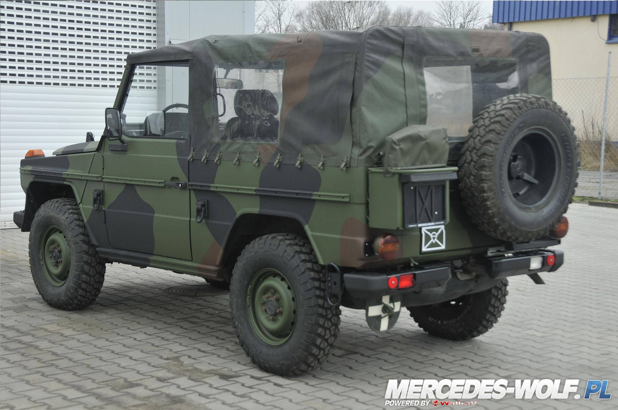 mercedes benz 250gd wolf 71 ll mercedes mercedes g class g force 1 en mercedes. Black Bedroom Furniture Sets. Home Design Ideas