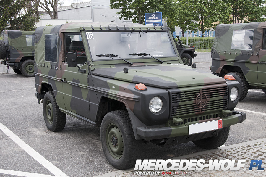 Mercedes Puch Wolf Parts And Accesories
